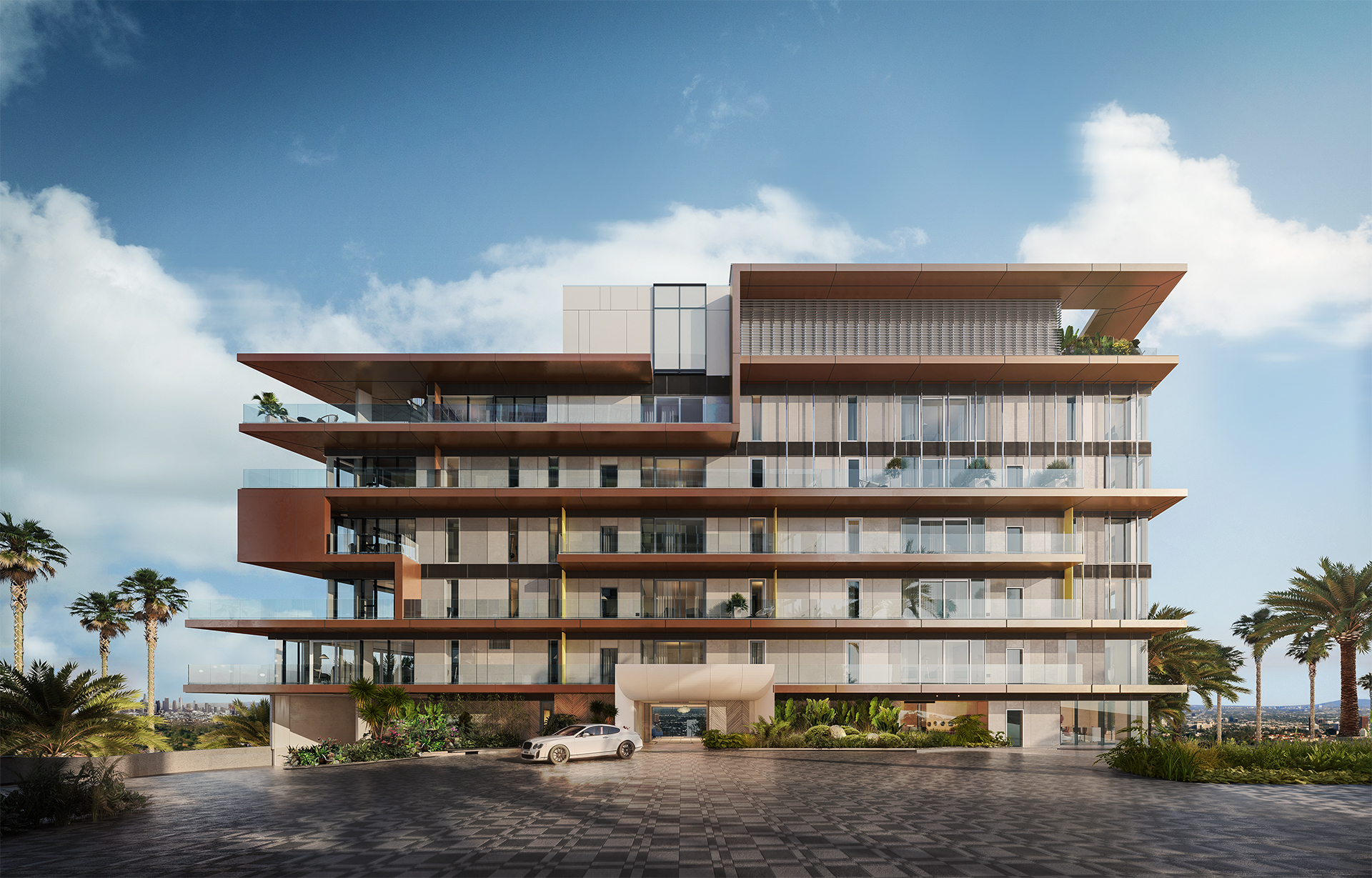 Pendry West Hollywood - Combined Properties